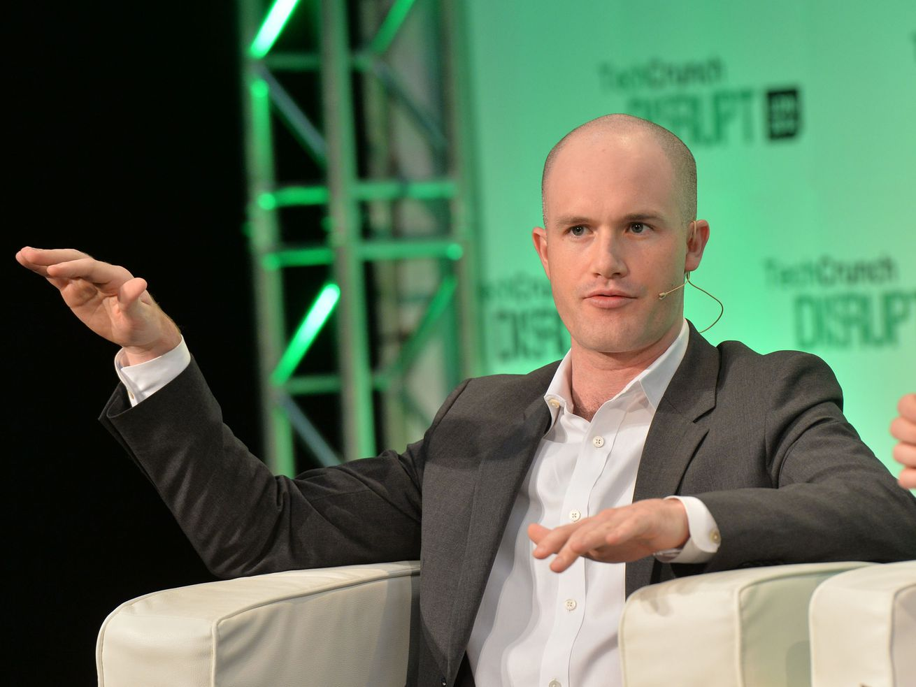 Coinbase, the startup at the core of the crypto craze, is now considered an $8 billion company