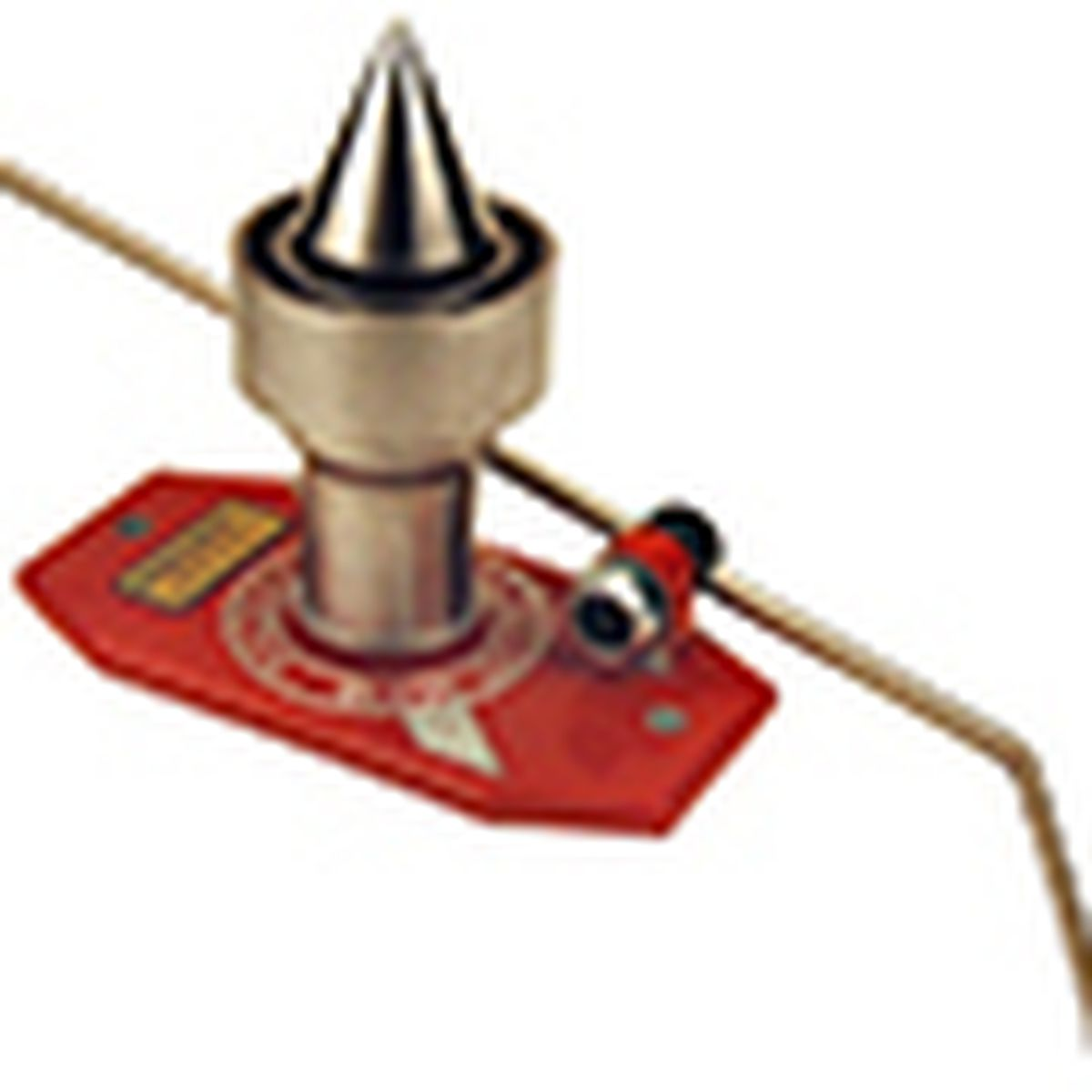 blade balancer for a lawn mower blade