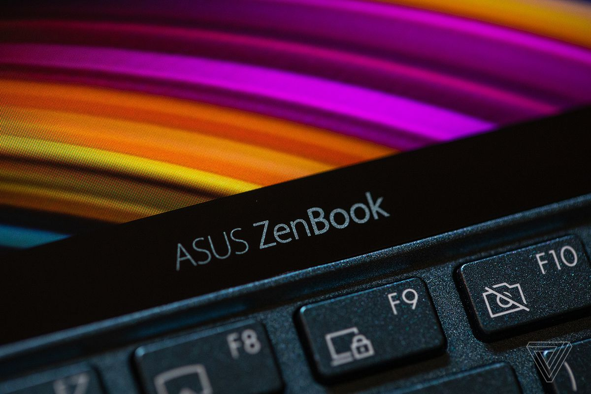 Asus ZenBook logo