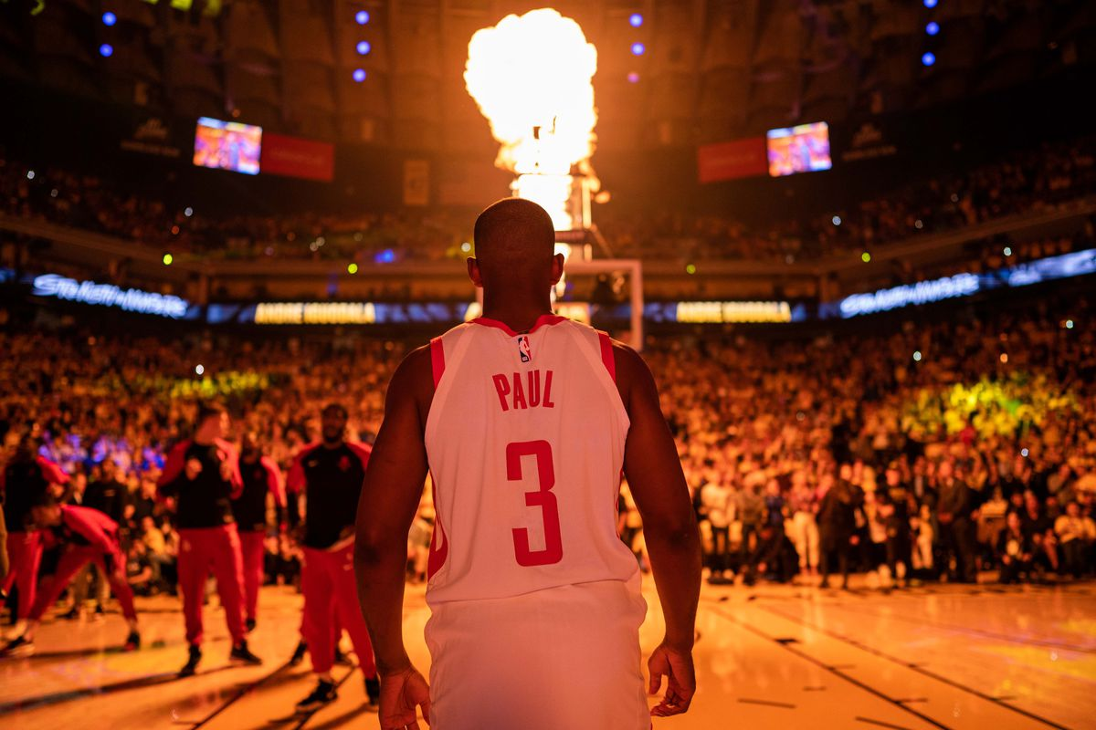 Houston Rockets 2018 19 Player Recaps Chris Paul The Dream Shake