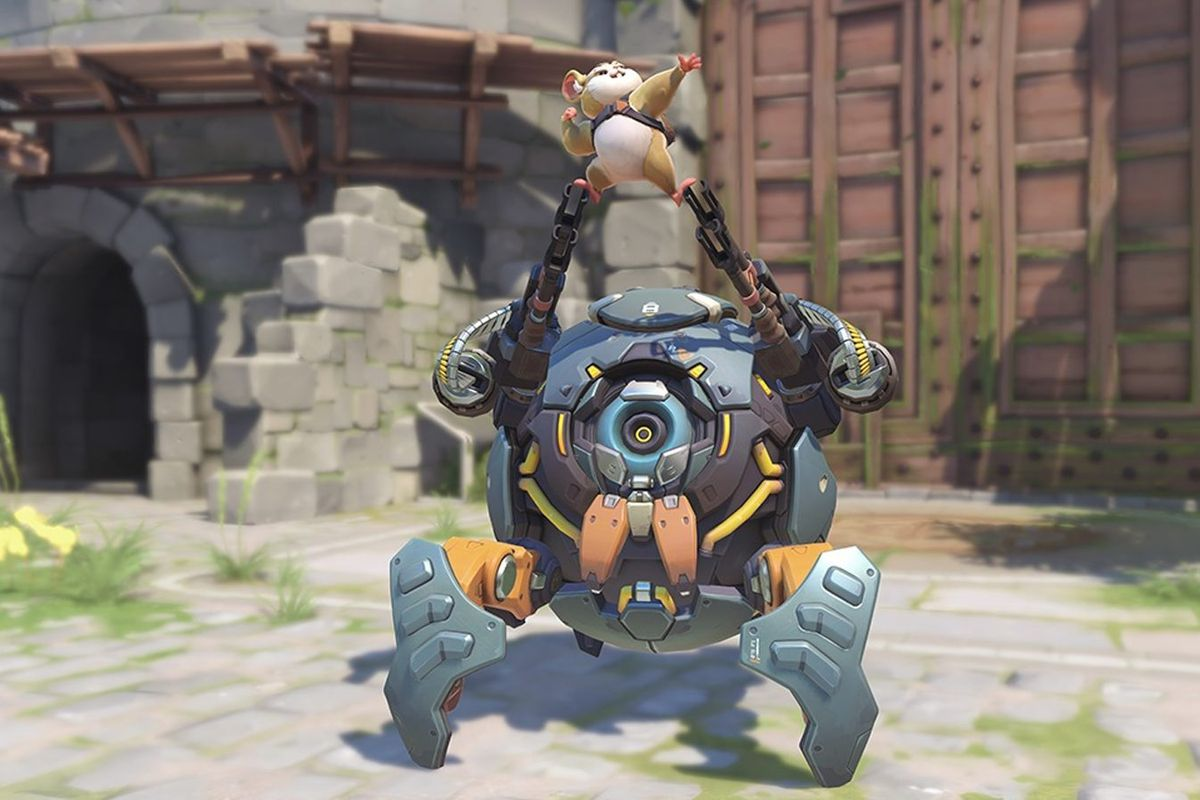 New Overwatch Hero Hammond