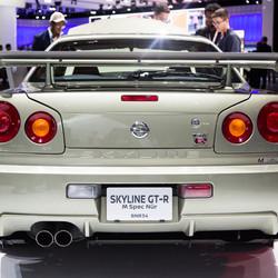 1999 Skyline GT-R M Spec Nür (BNR34)