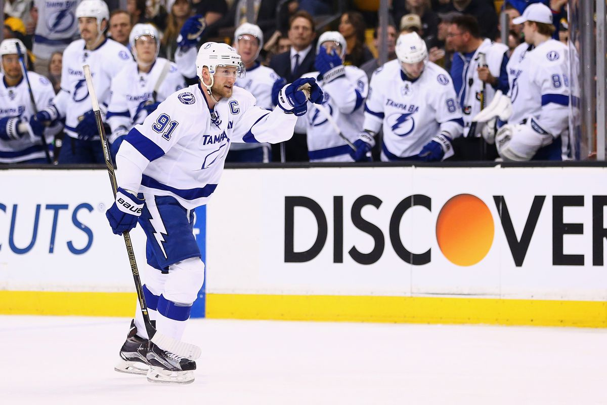 Tampa Bay Lightning representation is strong in EA s NHL 18 top 50 ratings a1d3adbf067d