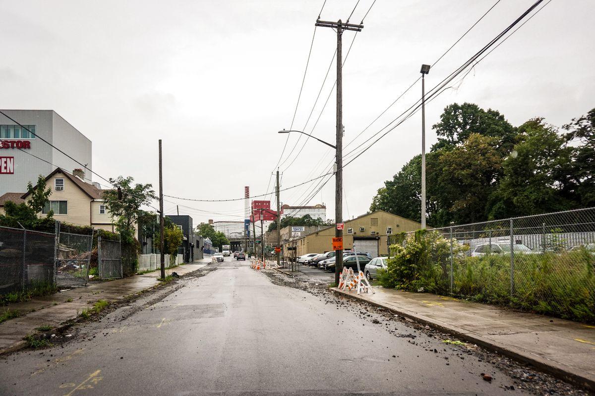 Willow Avenue in Staten Island's Clifton neighborhood on Sept. 9, 2021.