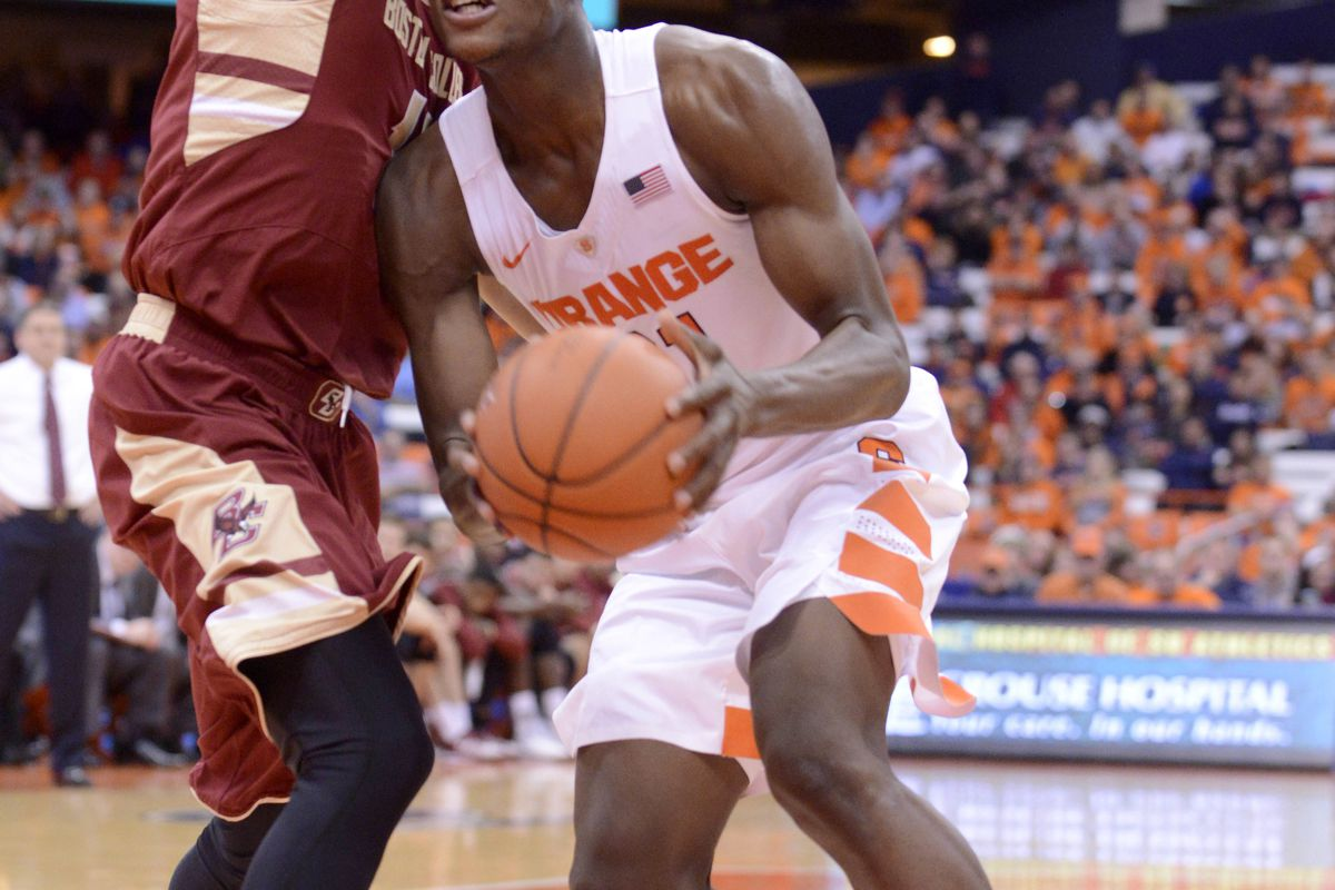 Gamethread Boston College Basketball Vs Syracuse Orange 1 00 Acc