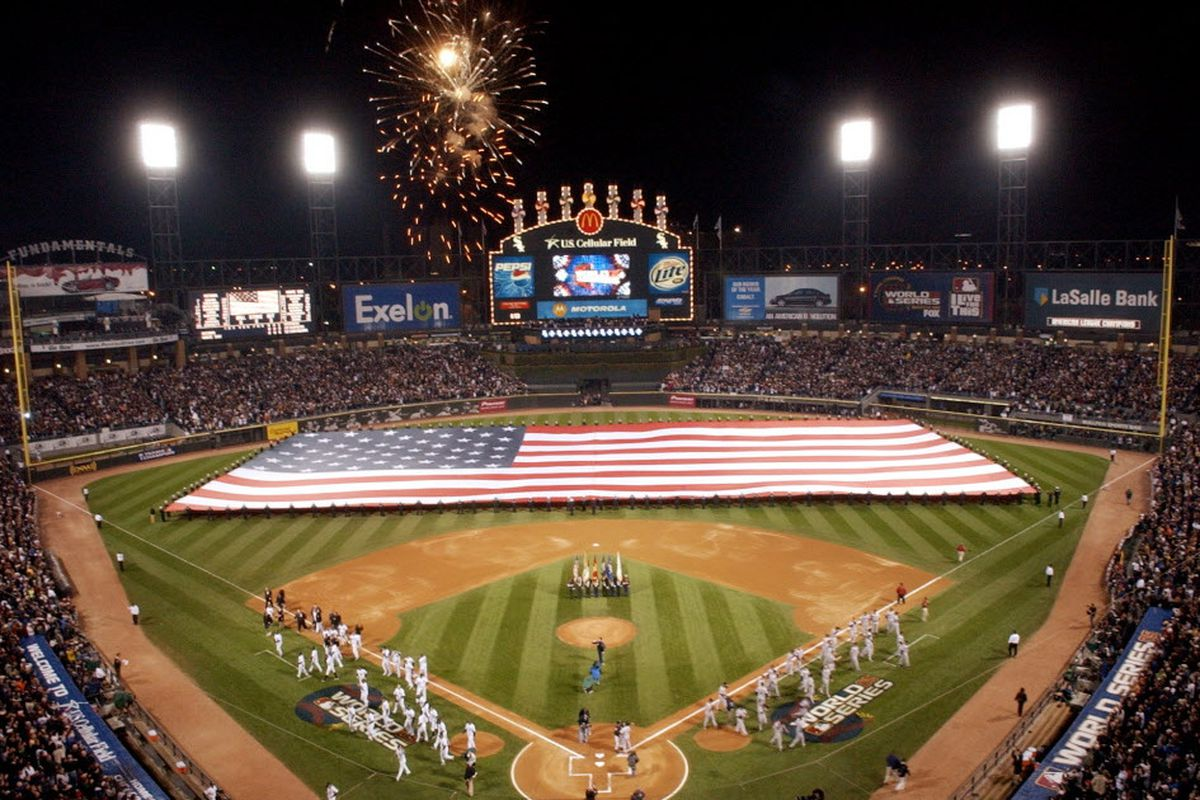 There can\'t be a worse name than Guaranteed Rate Field. Can ...
