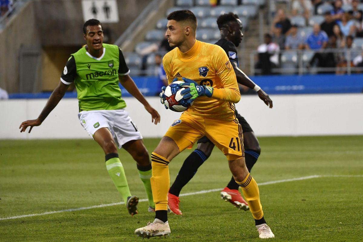 MLS: Canadian Championship-York 9 at Montreal Impact FC
