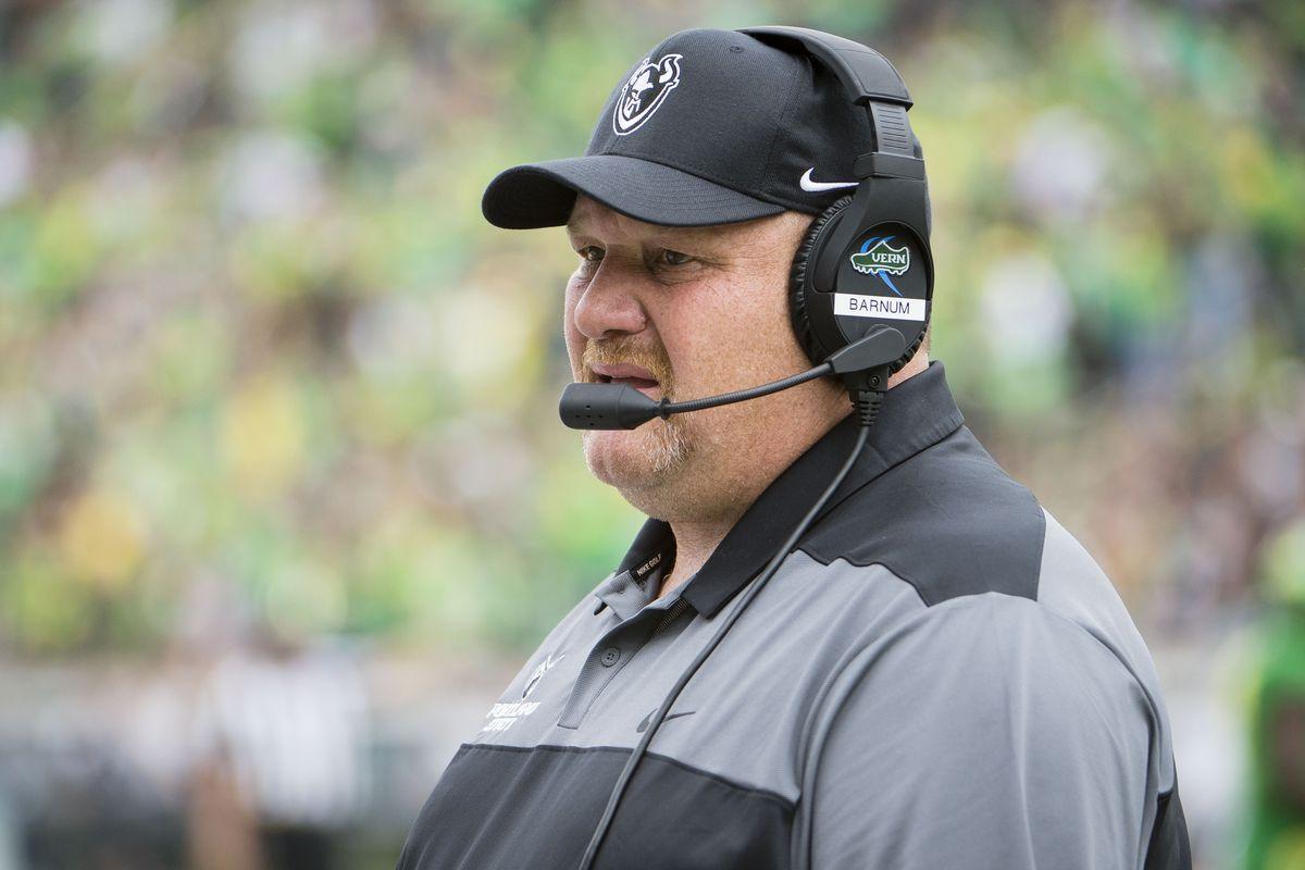 NCAA Football: Washington State vs. Portland State Preview Bruce Barnum