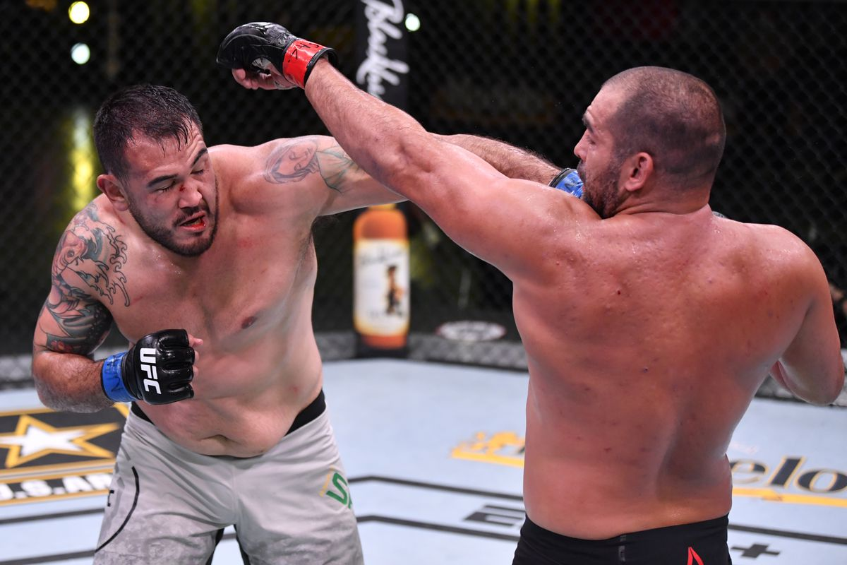 UFC on ESPN 9 results: Augusto Sakai edges out Blagoy Ivanov by split  decision in co-main event - MMA Fighting