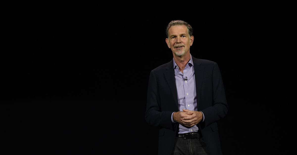 Netflix beat its own projections by adding another 5.5 million subscribers in Q3