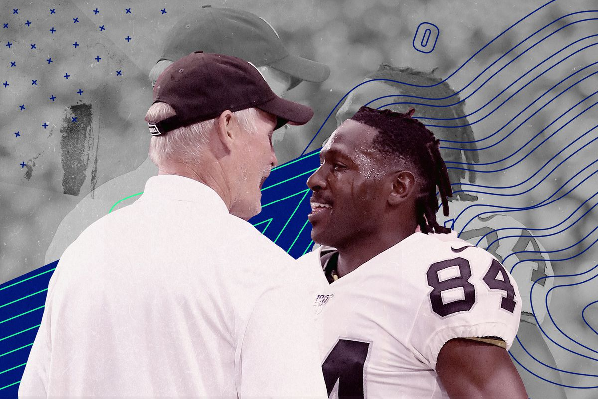 Antonio Brown Raiders >> The Raiders Released Antonio Brown What Happens Now