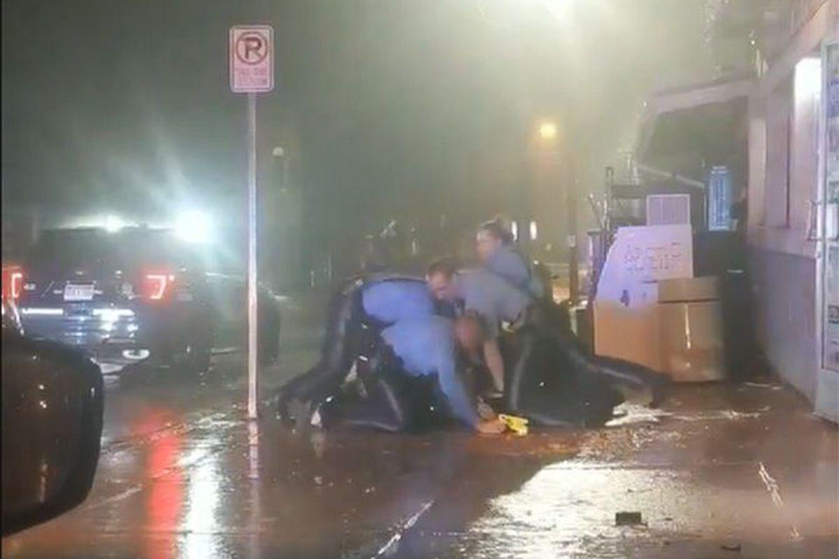 Michigan Arrest