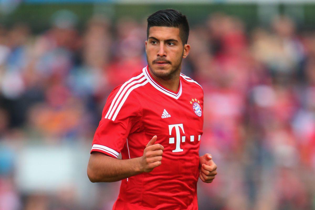Emre Can Fc Bayern
