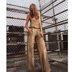 "Alexis Palazzo jumpsuit, <a href=""http://www.shopstudiolx.com/"">Studio LX South Miami</a>, $304"
