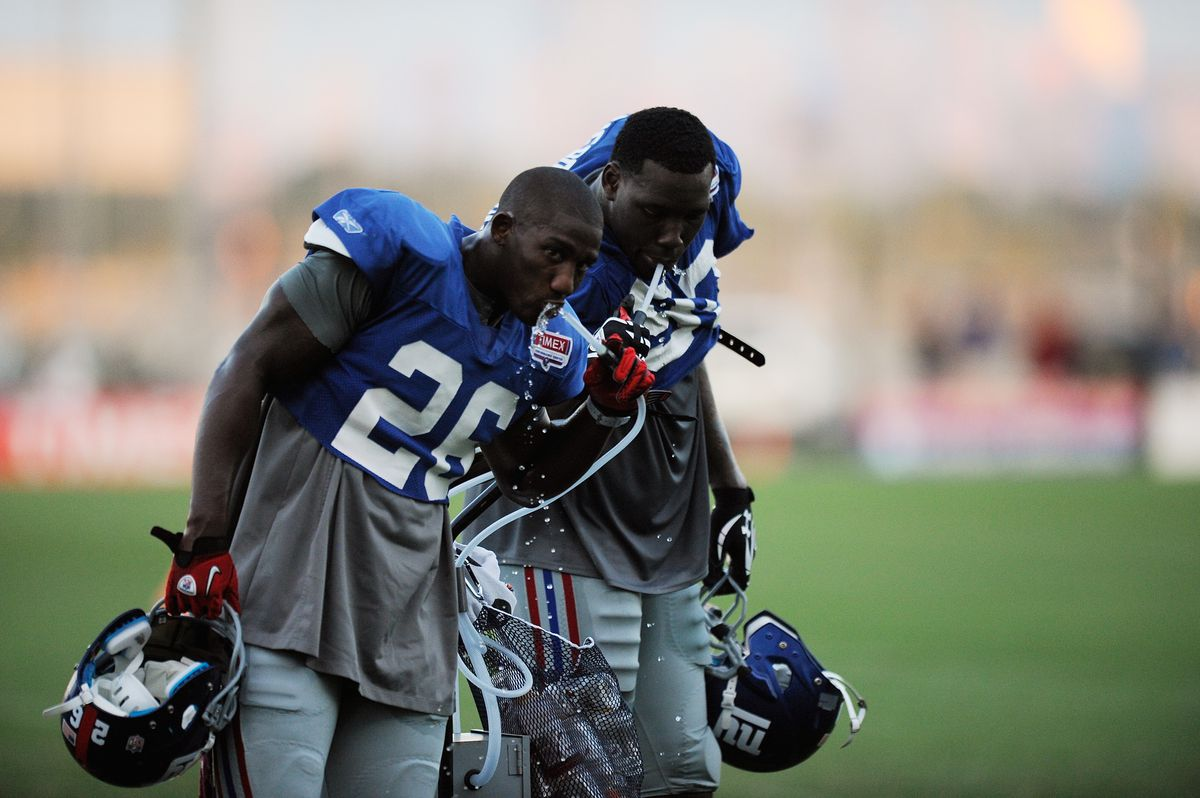 Training camp has changed for Giants 9ee0e114d