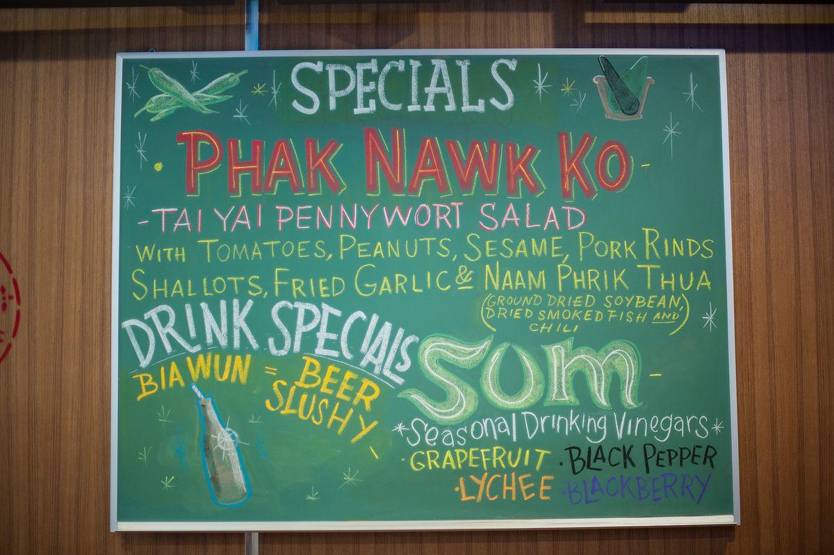 Pok Pok LA Opens Today in Chinatown