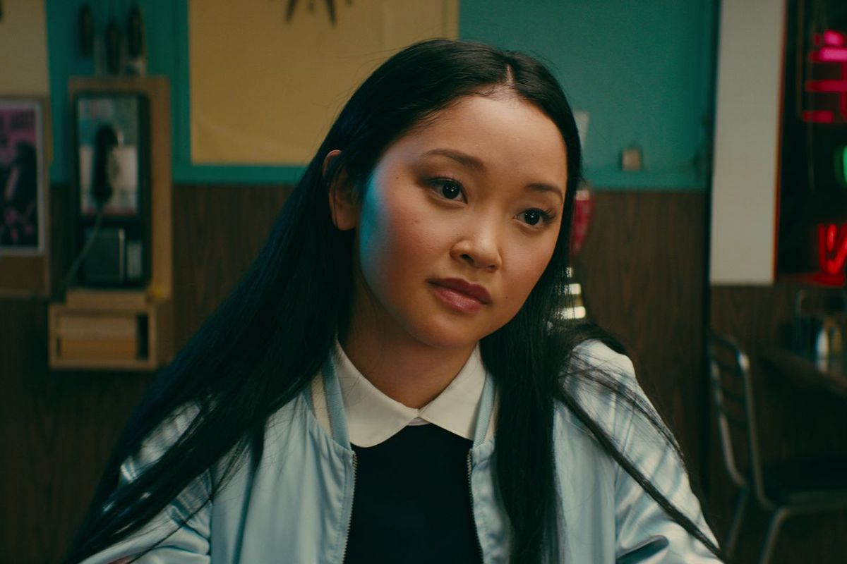 Netflix's To All the Boys I've Loved Before: the movie's