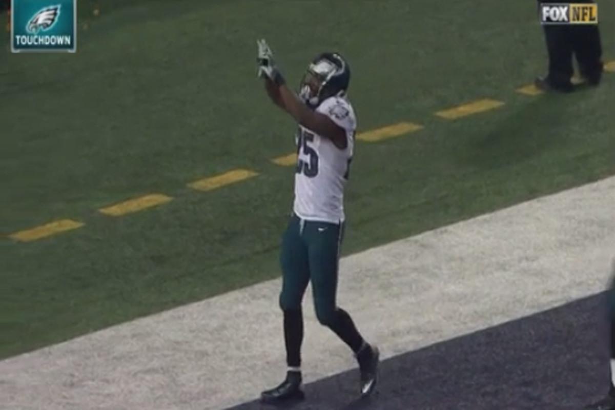 Dez Bryant Touchdown X