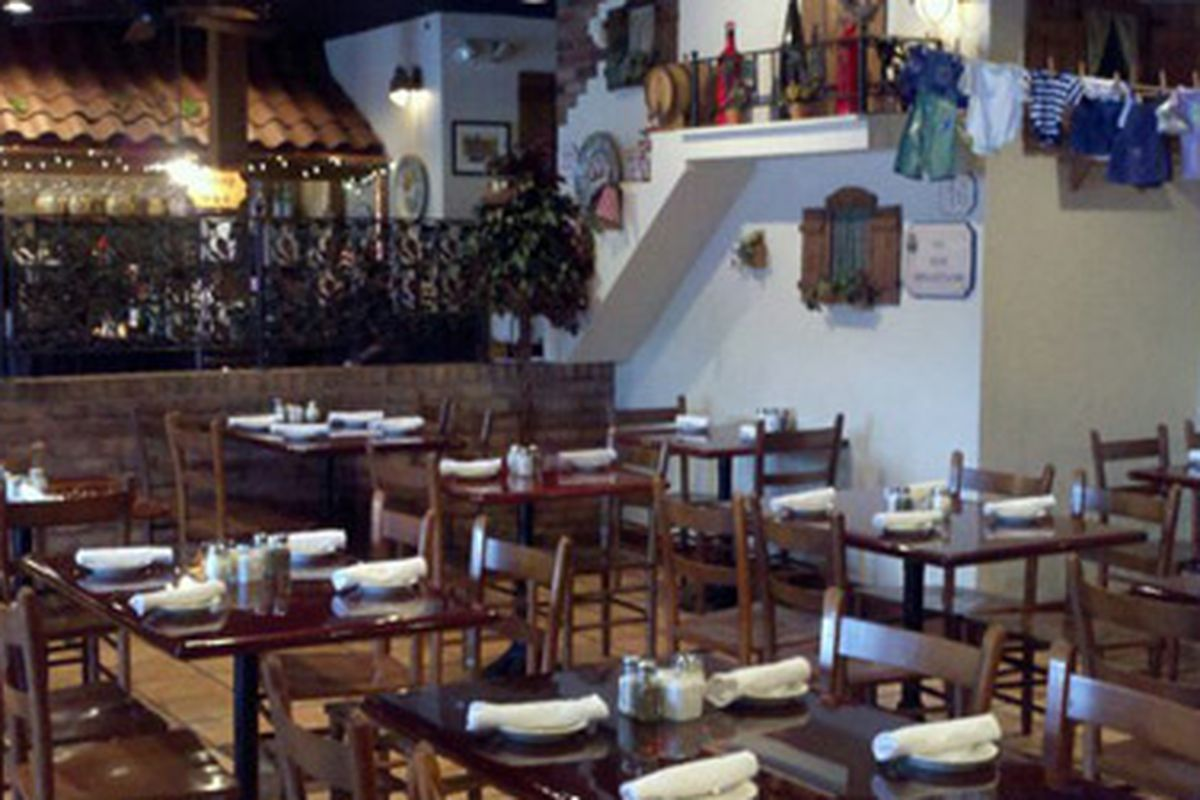 Villa Bella Italian Restaurant, Burke