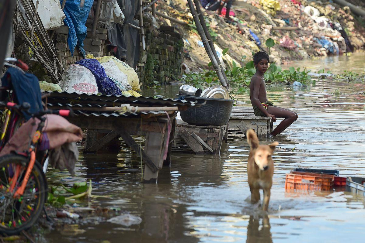 INDIA-WEATHER-MONSOON-FLOOD