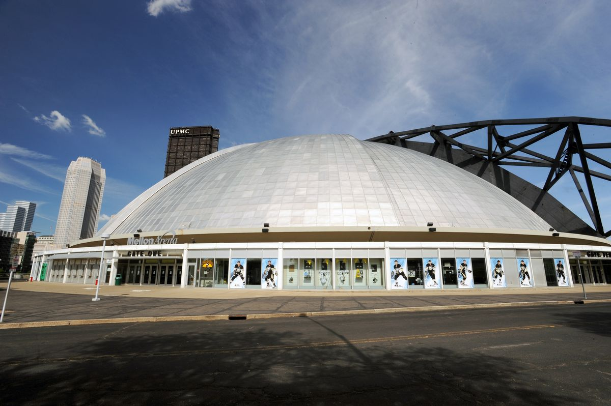 NHL: MAY 15 Mellon Arena Home of the Pittsburgh Penguins