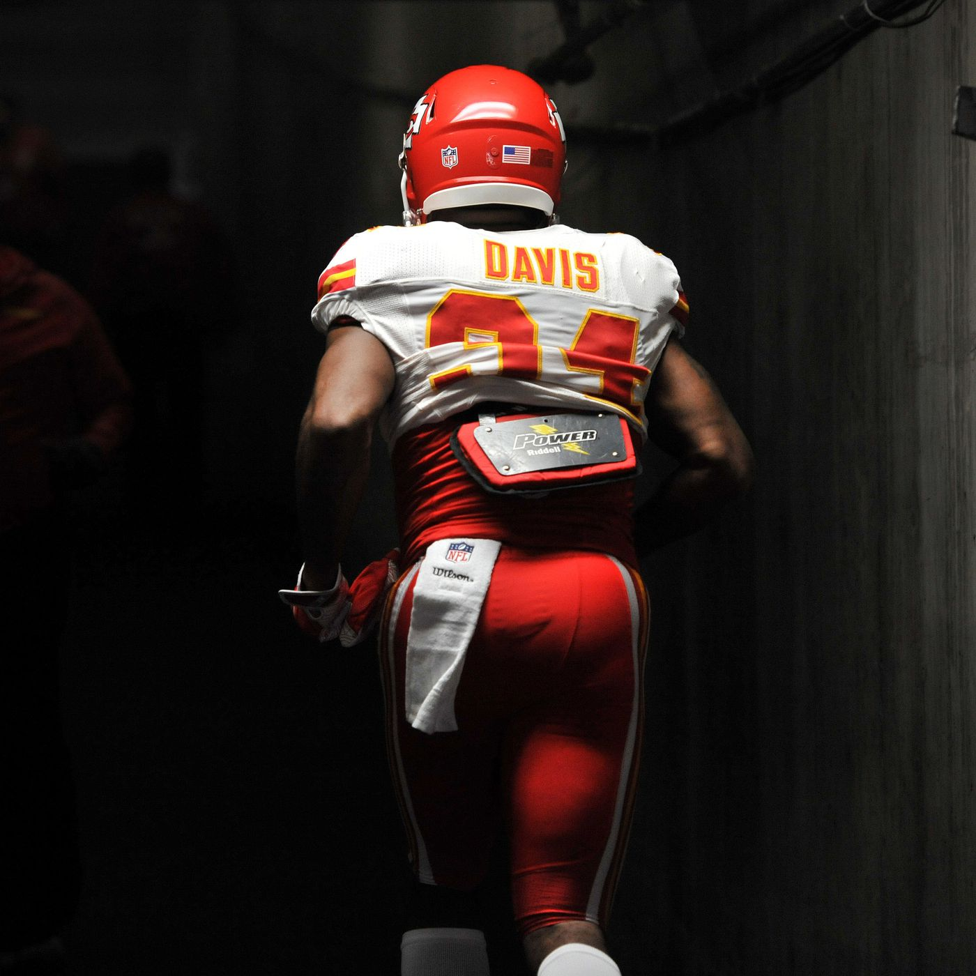 Knile Davis' role for the Pittsburgh Steelers will be two-fold in ...