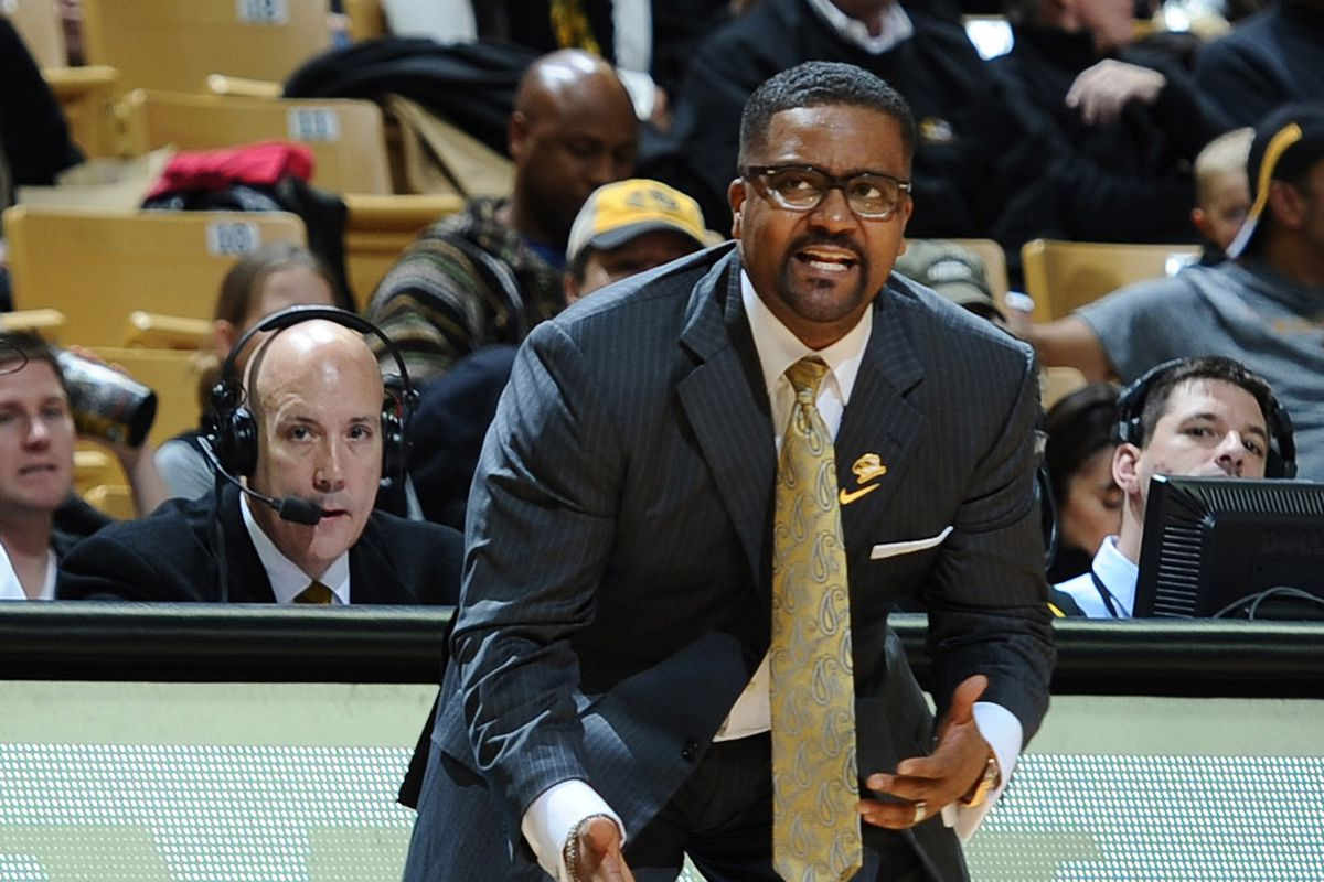 Missouri Coach Frank Haith is back from suspension with his team 8-0.