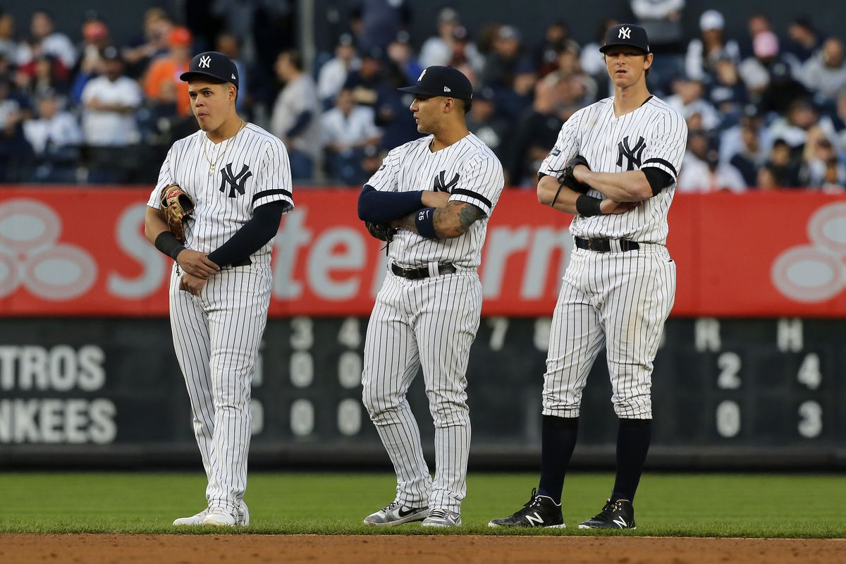 Yes, the Yankees combine contact and power