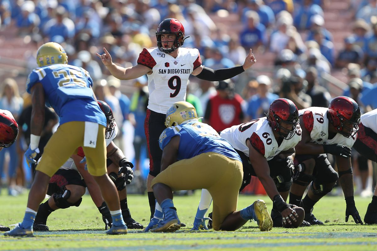 San Diego State v UCLA