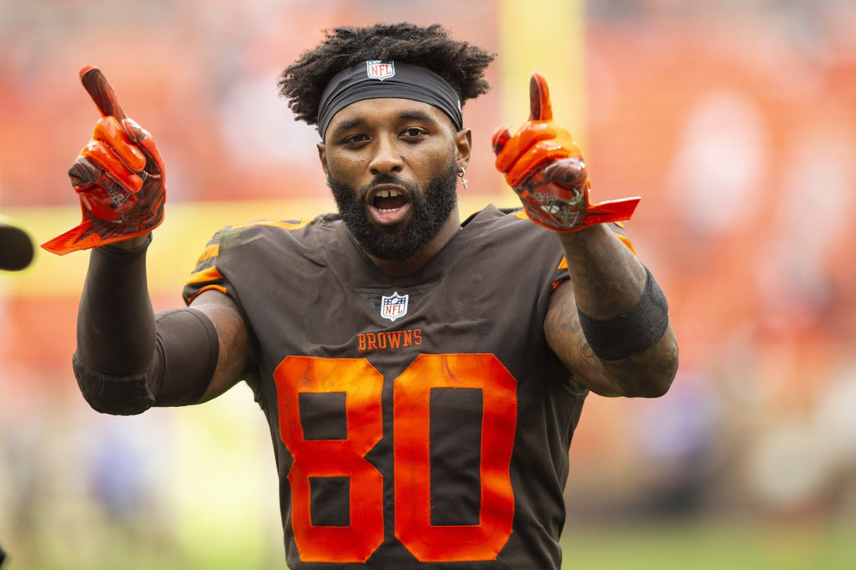 027fbbc6a Jarvis Landry replaces DeAndre Hopkins on AFC Pro Bowl roster ...