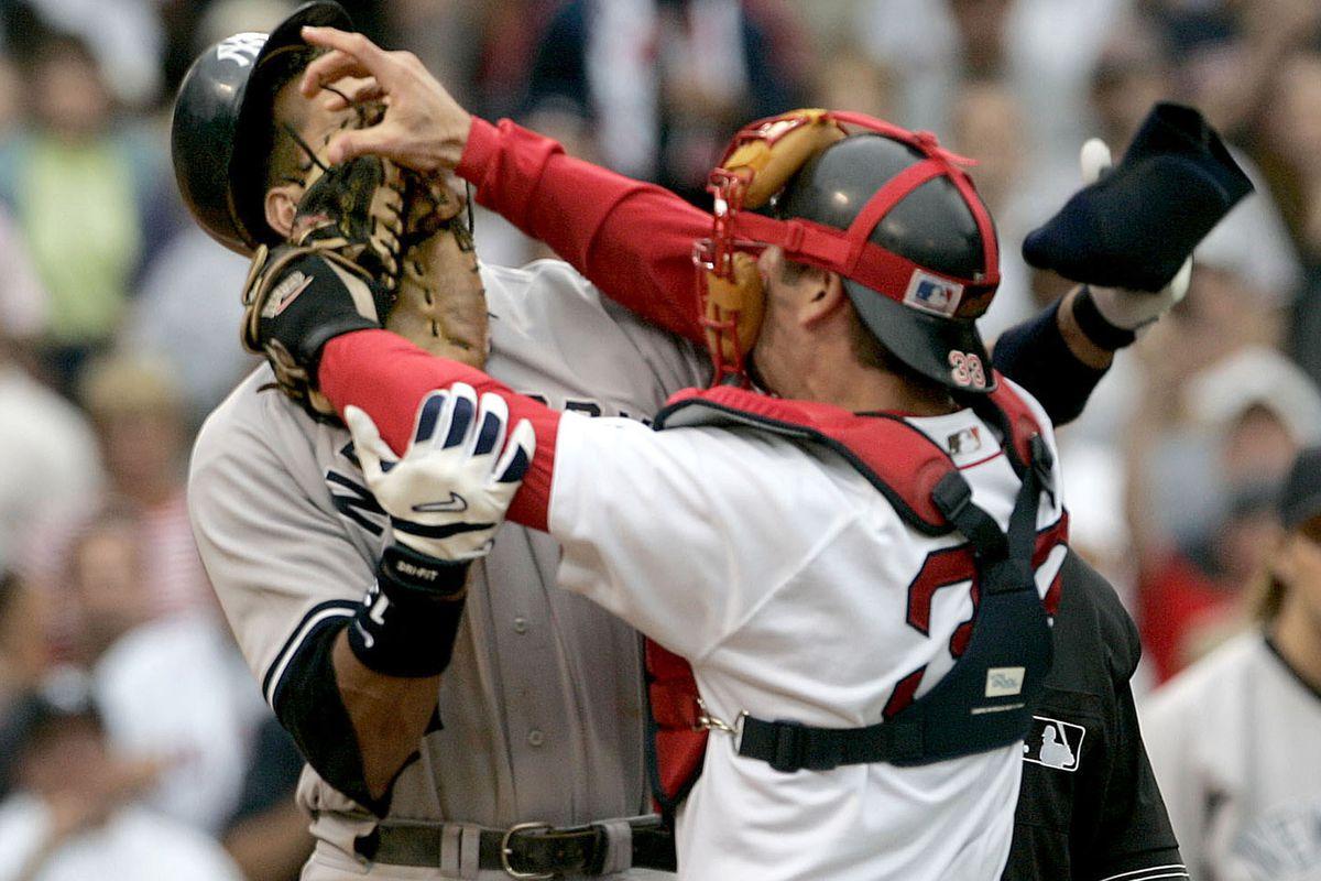 New York Yankees vs Boston Red Sox - July 23, 2004