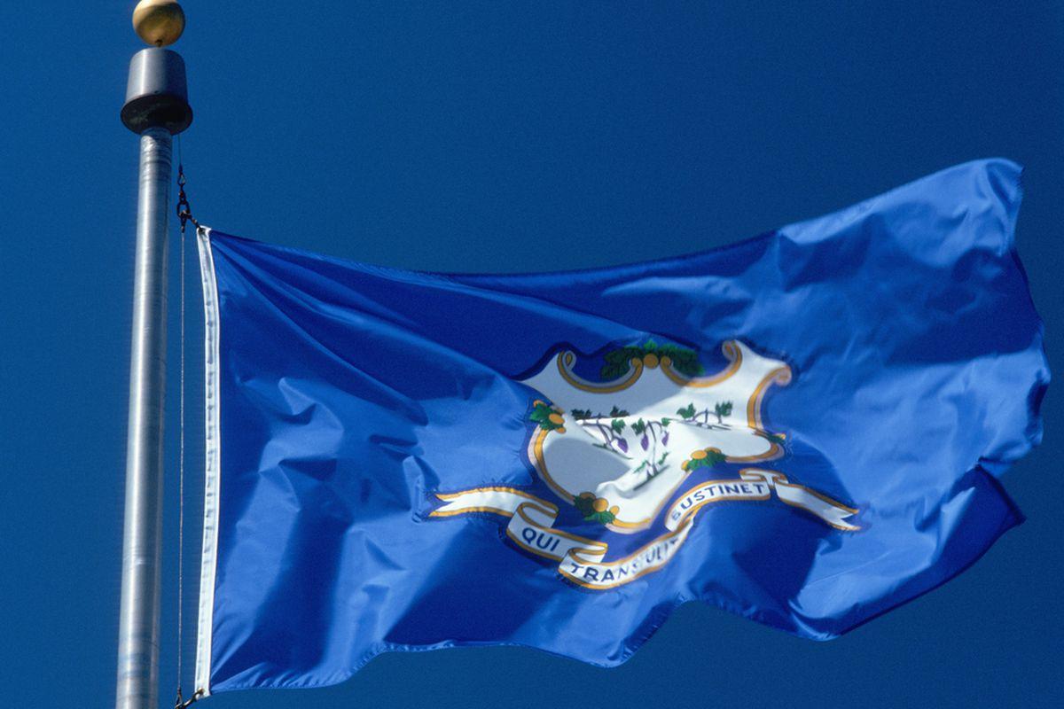 Connecticut flag (SHUTTERSTOCK)