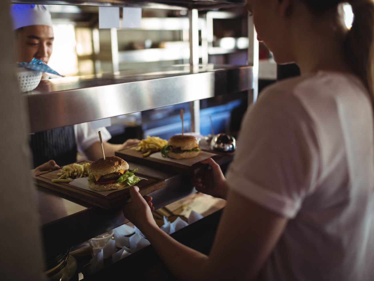 The Livelihoods of Food-Service Workers Are Completely Uncertain