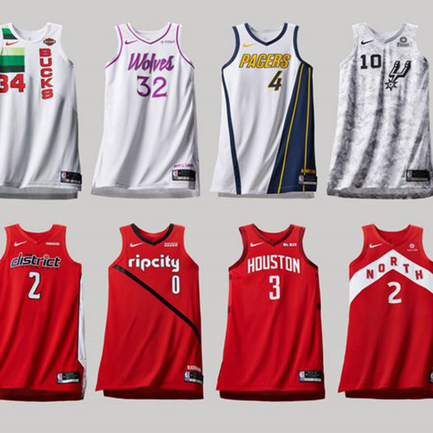 Nike s NBA Christmas jerseys aren t special anymore ee3a7035c