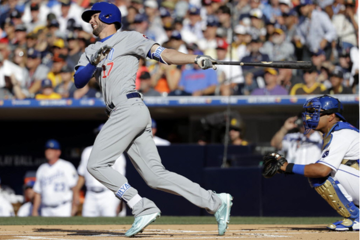 98a62c2642779b Kris Bryant to skip Home Run Derby but Anthony Rizzo wants back in ...
