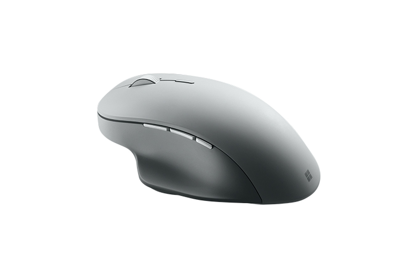 microsoft s new surface precision mouse adds the extra buttons you ve always wanted