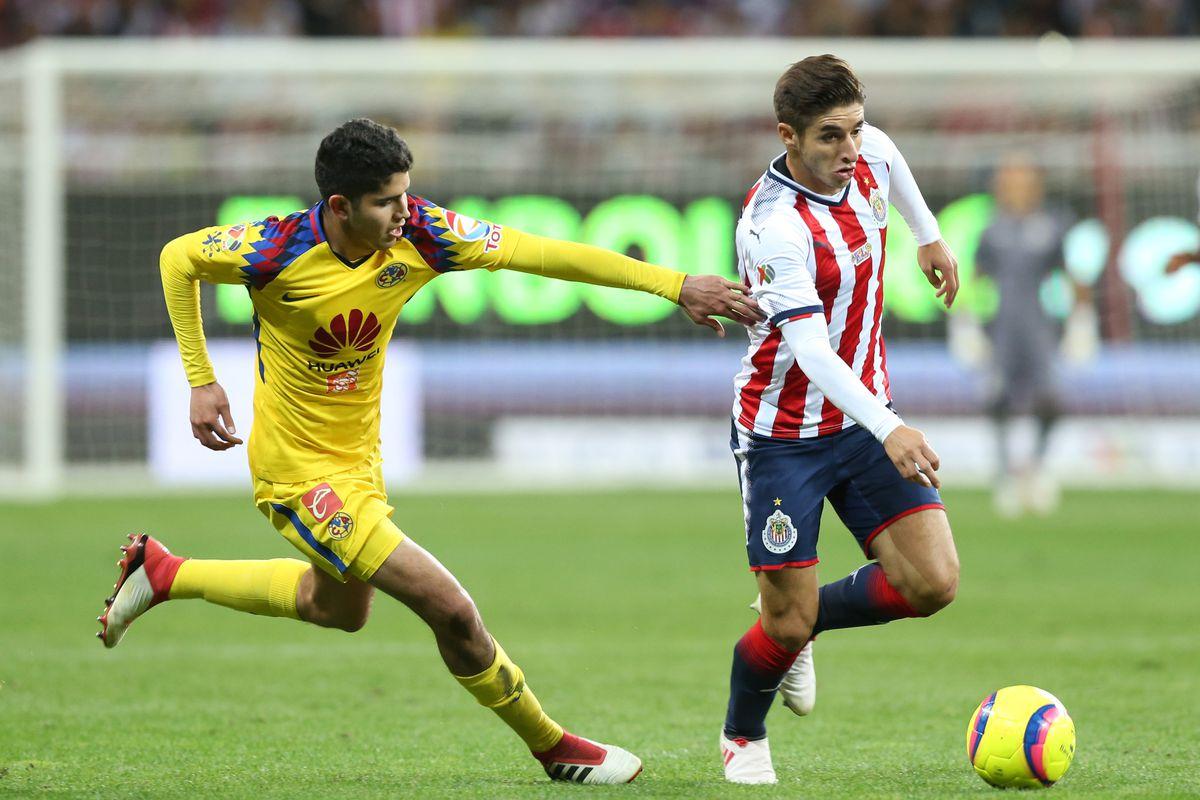 Chivas v America - Torneo Clausura 2018 Liga MX
