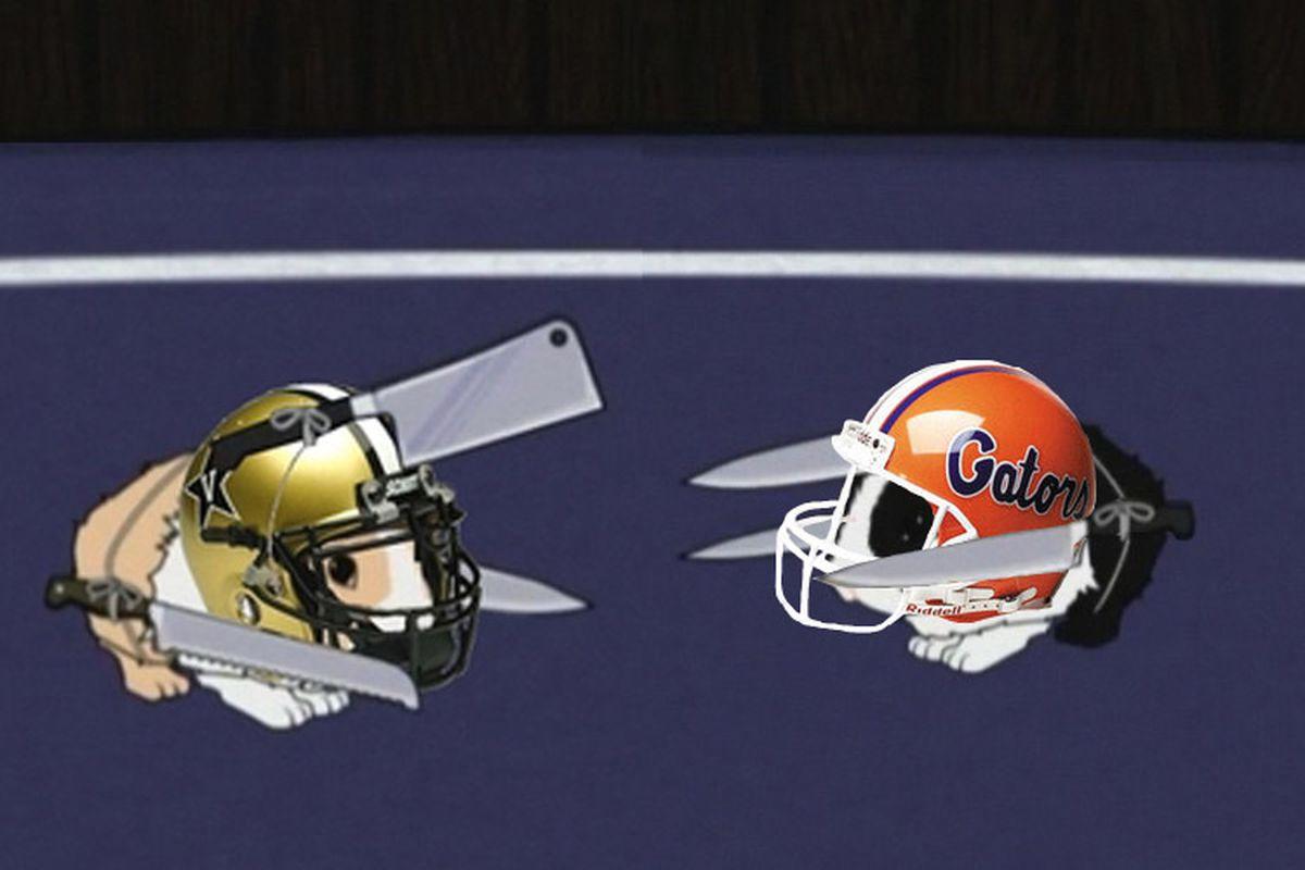 Saturday Predictions Florida At Vanderbilt Anchor Of Gold
