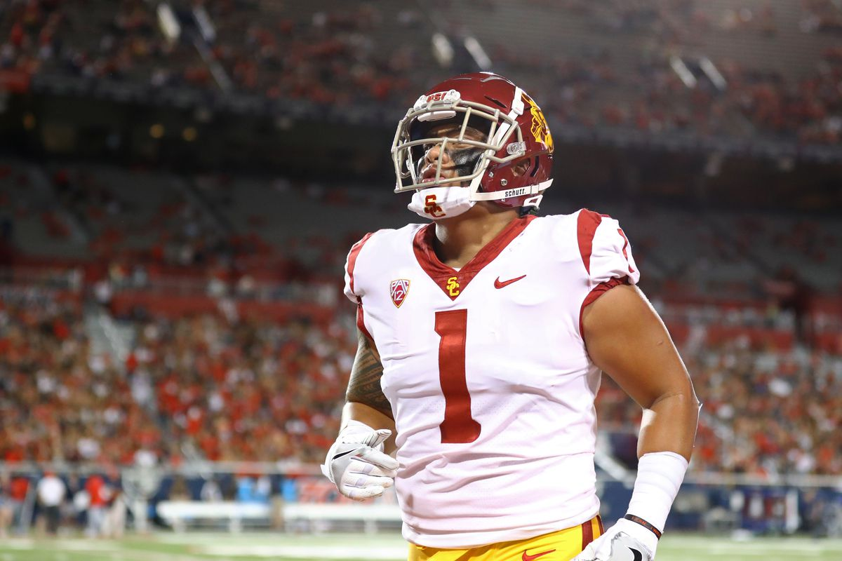 low priced f497b 384a1 USC Football Position Preview: Linebackers - Conquest Chronicles