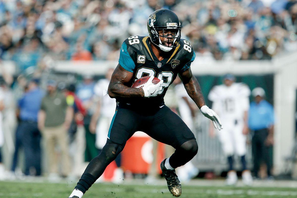 NFL: Los Angeles Chargers at Jacksonville Jaguars