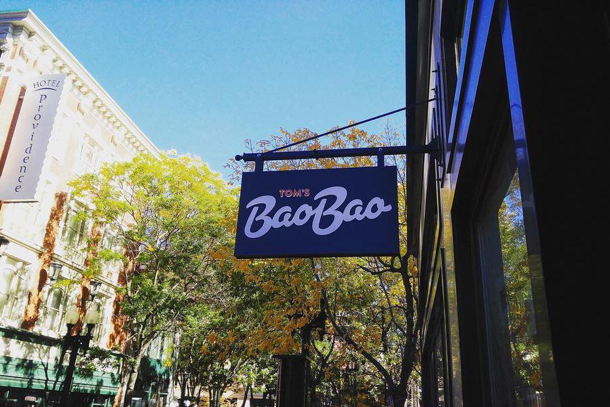 Tom's BaoBao in Providence