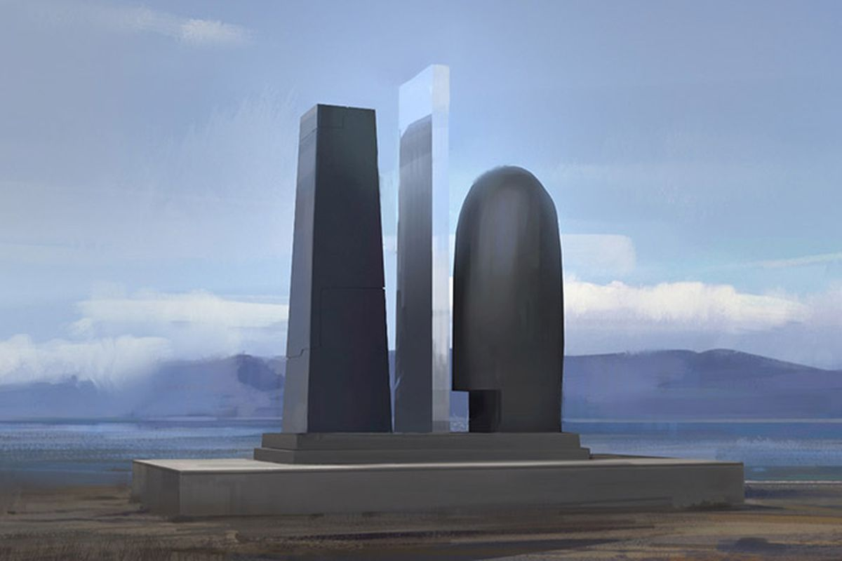 EVE Online monument