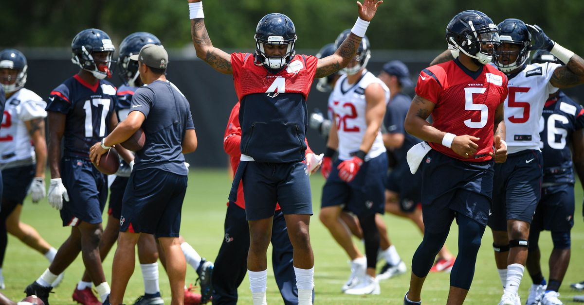 The not so top plays of 49ers-Texans 8/15 joint practice