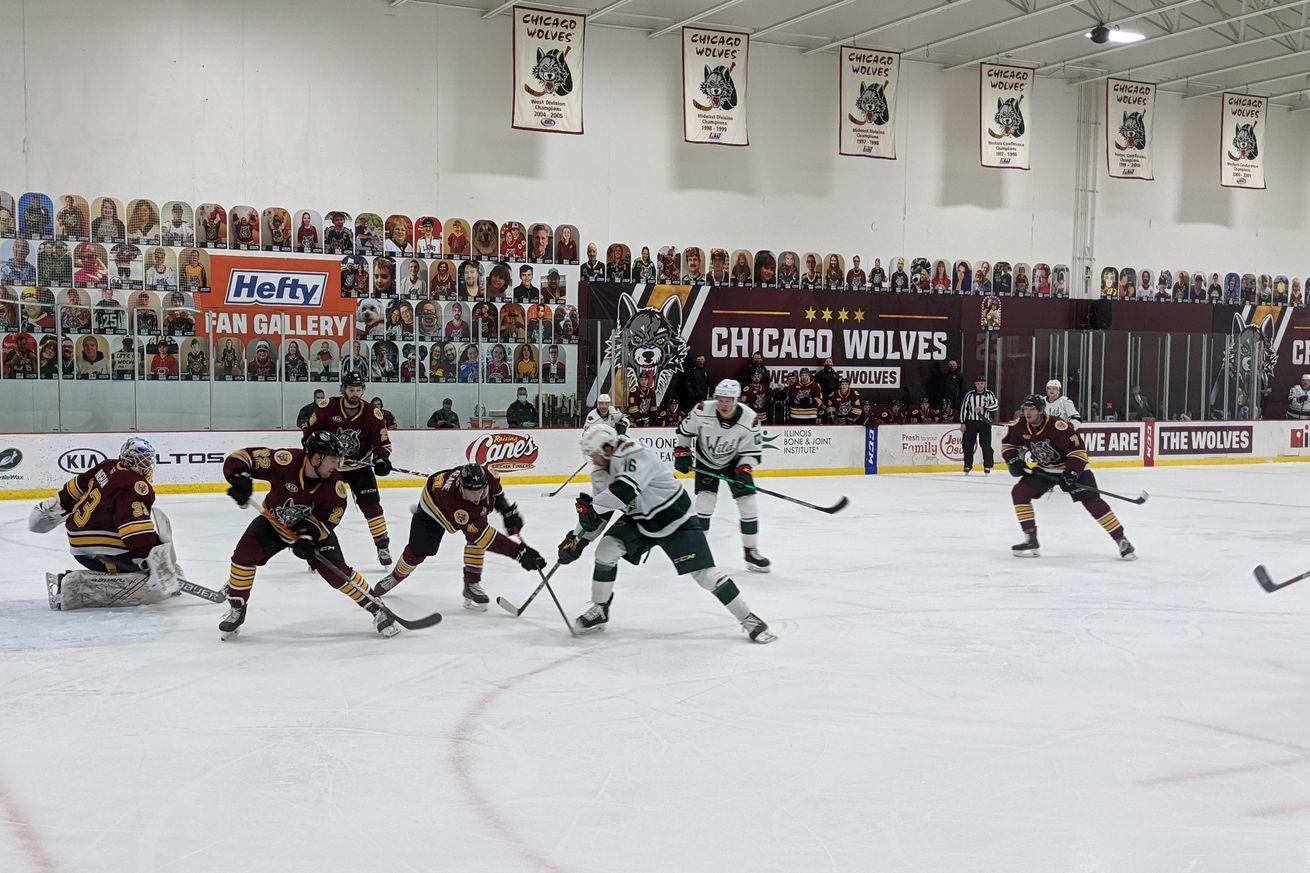Chicago Wolves back in action, win three of four