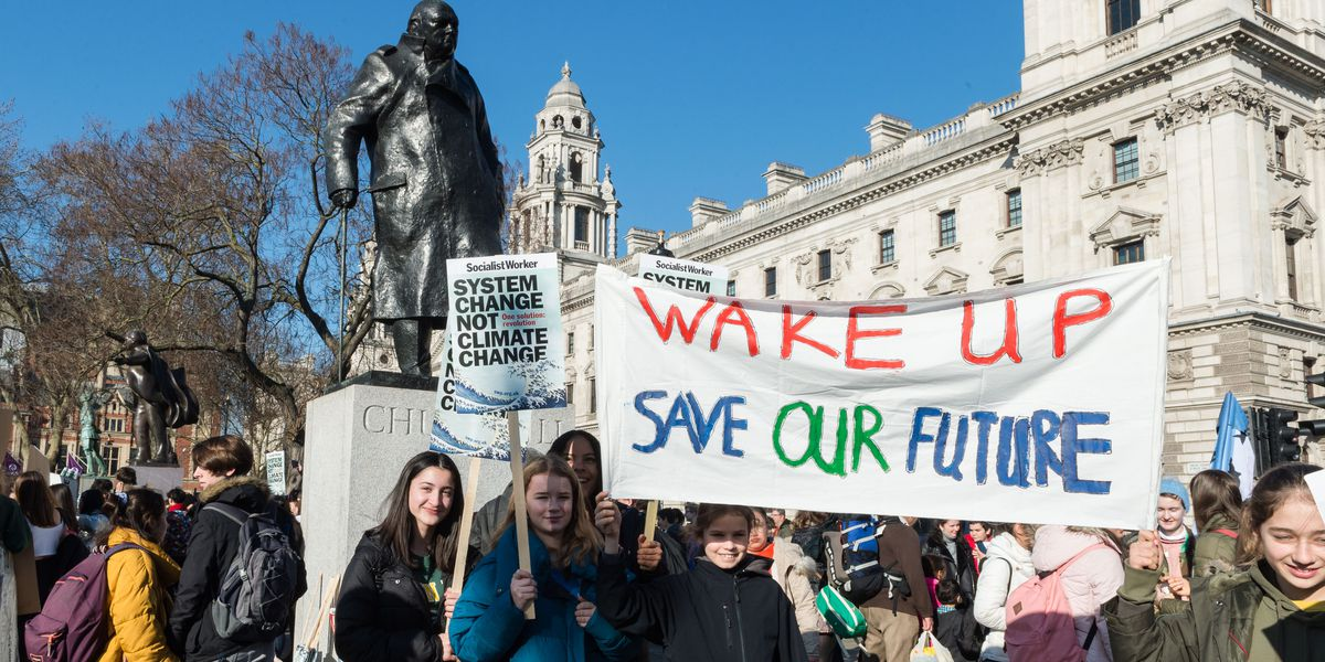 March 15 climate strike: why kids around the world are playing hooky