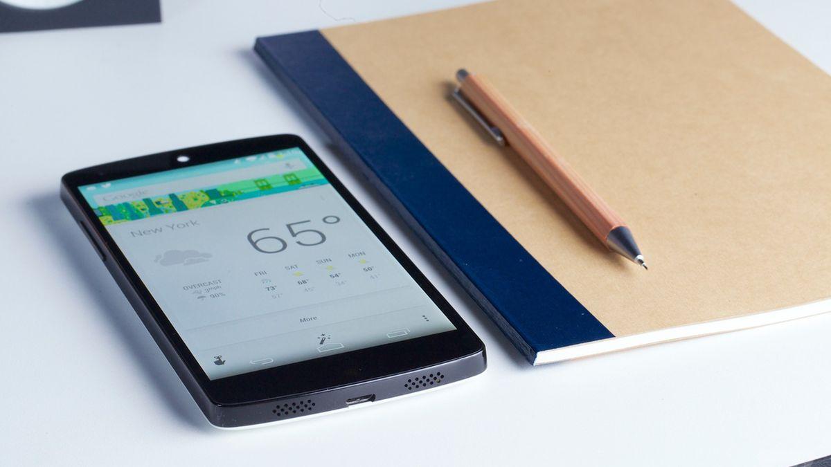 Nexus 5 review - The Verge