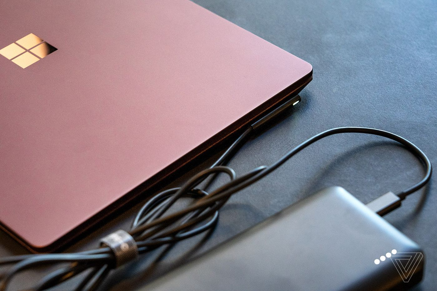 This cable lets you charge your Surface Pro or Laptop from a