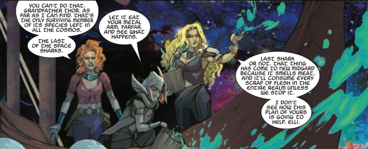 Marvel全新的Thor和Iron Man系列非常值得一读