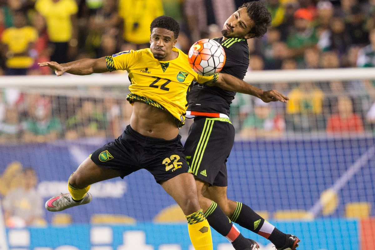 Mexico Vs Jamaica Copa America 2016 Game Time Tv Schedule And