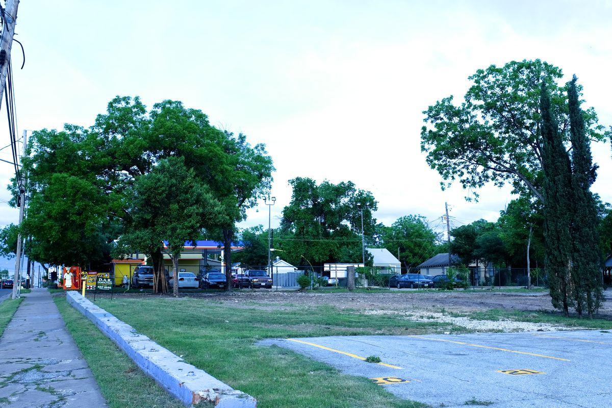 Vivo's Former Location